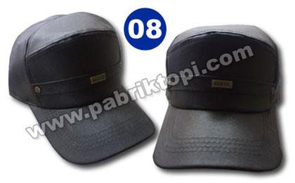 08-topi-kulit